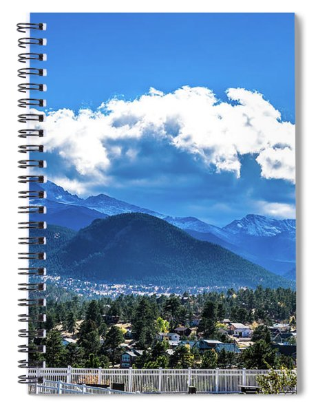 View From The Stanley Spiral Notebook