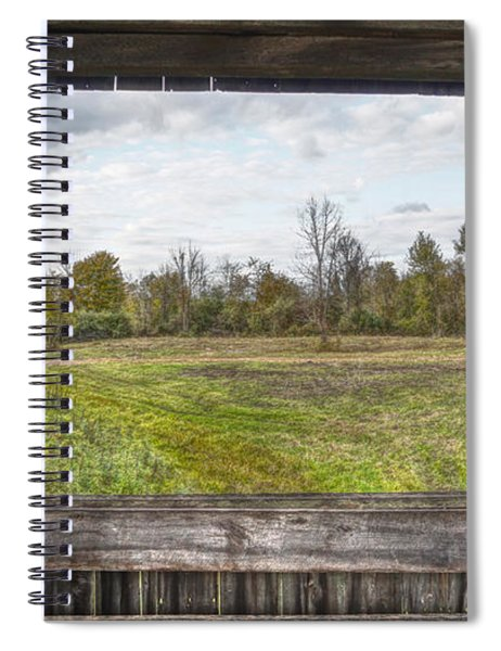 View Into Ohio's Nature Spiral Notebook