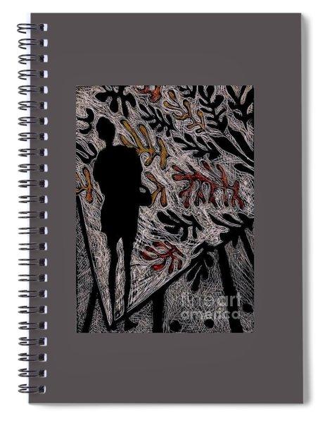 Viewing Matisse. Spiral Notebook