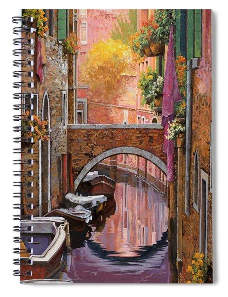 Violetta Spiral Notebook