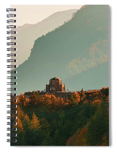 Vista House Spiral Notebook