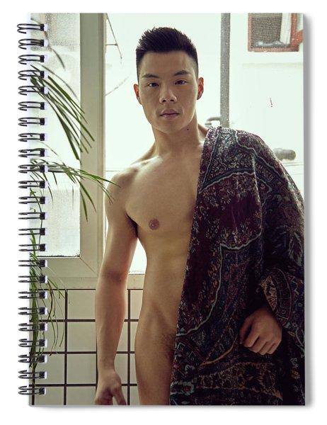 W Spiral Notebook