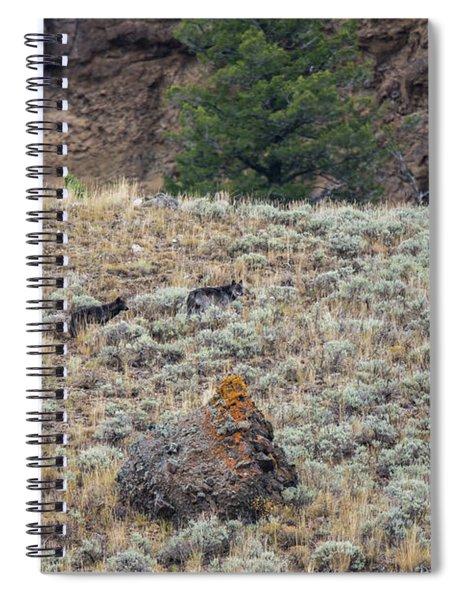 W32 Spiral Notebook