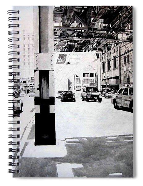 Wabash Spiral Notebook