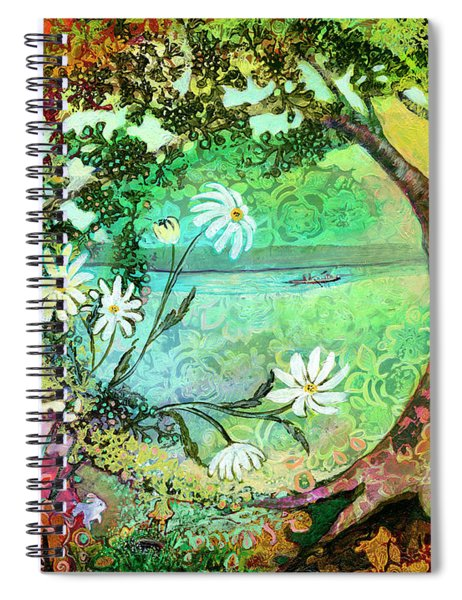 Waiting For Alice Spiral Notebook