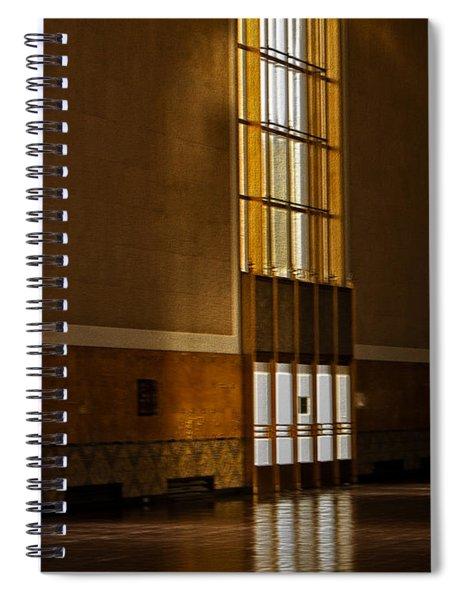 Waiting Room Spiral Notebook