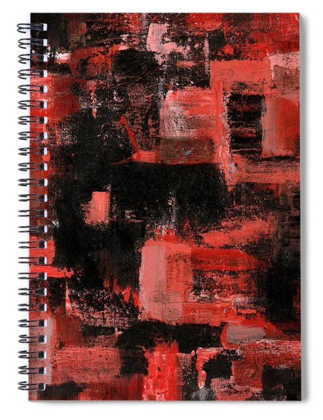 Wall Of Fame Spiral Notebook