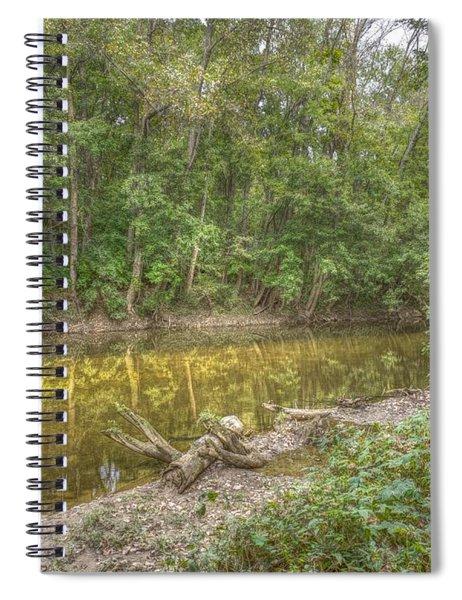 Walnut Creek Spiral Notebook