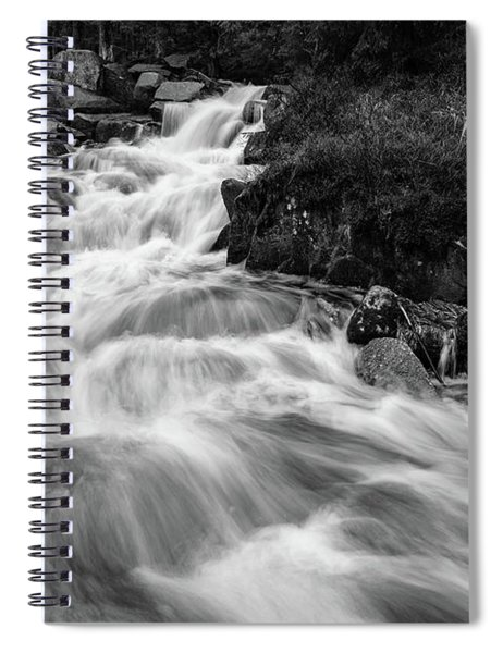 Warme Bode, Harz Spiral Notebook