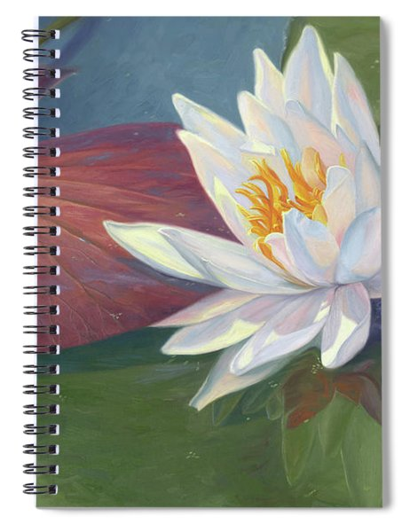 Water Beauty Spiral Notebook