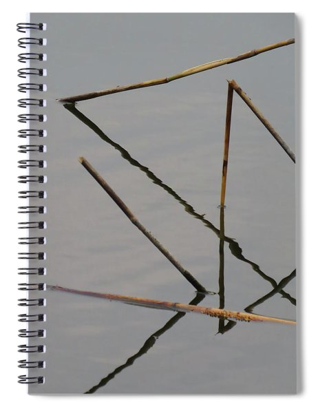 Water Construction Spiral Notebook