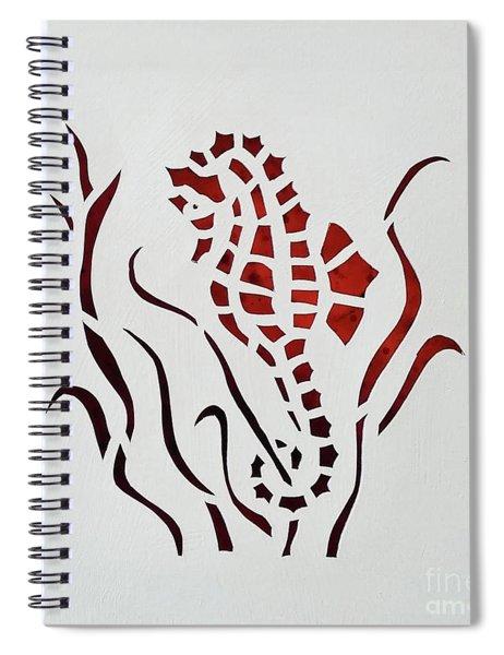 Water Pony Spiral Notebook