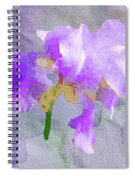 Watercolors Spiral Notebook