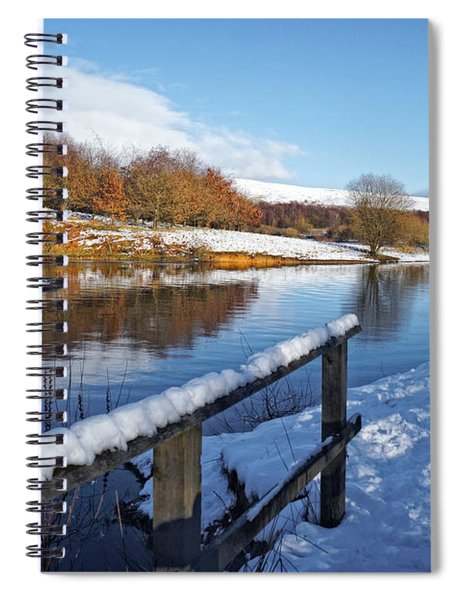 Watergrove Reservoir Spiral Notebook