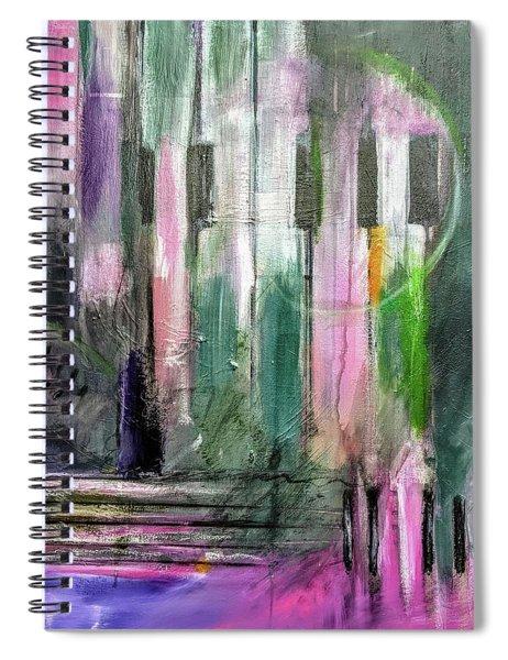 Watermelon Man Spiral Notebook