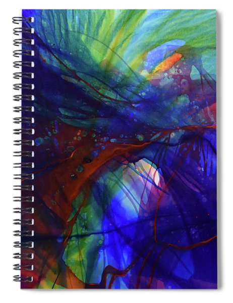 Way Of Escape Spiral Notebook by Kate Word