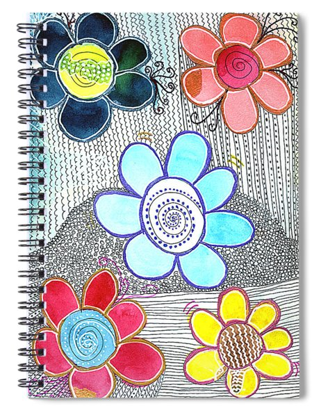 We Are All The Same, But Different Spiral Notebook