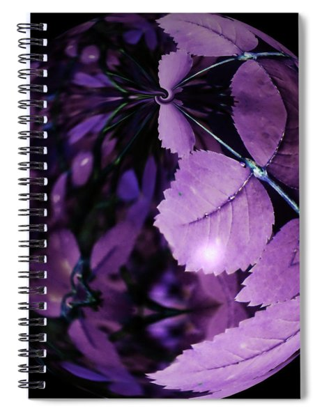 We Are The Earth 2 Spiral Notebook