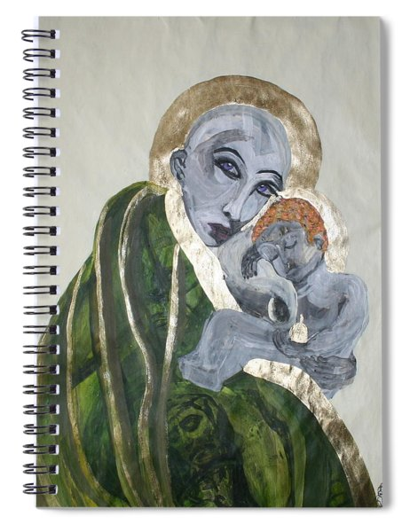 We Carry Our Inheritance Spiral Notebook