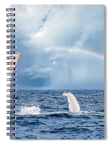Welcoming Spiral Notebook
