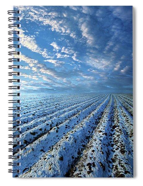 Well Beyond Spiral Notebook