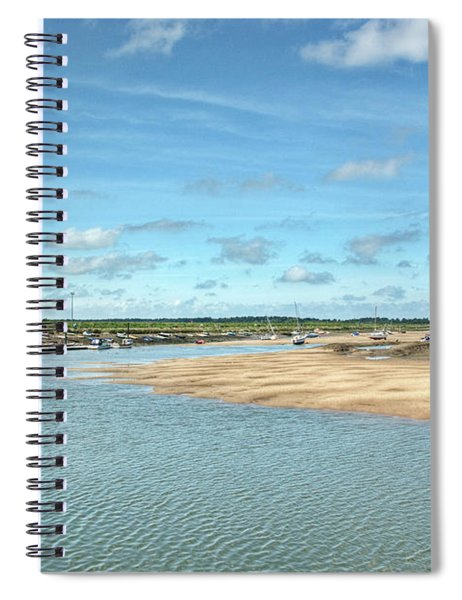 Wells Harbour Spiral Notebook