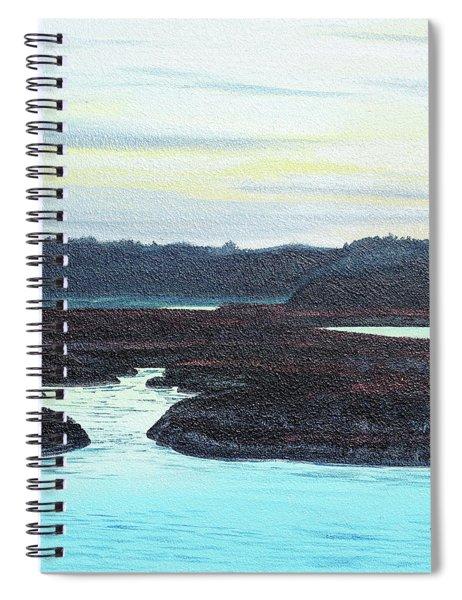 Wells, Me Spiral Notebook
