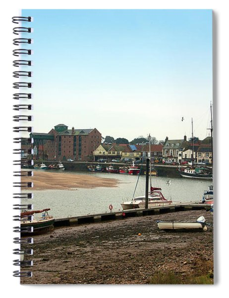 Wells Next The Sea Spiral Notebook