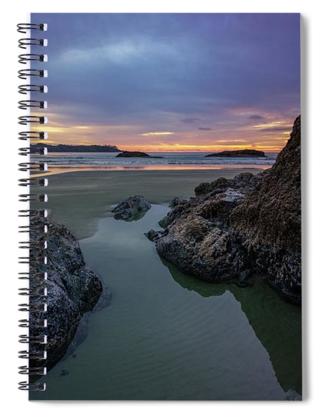 West Coast Spiral Notebook
