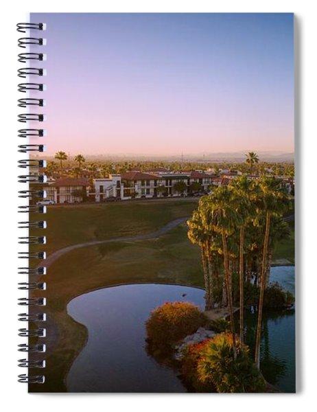 West Coast Vibe Spiral Notebook