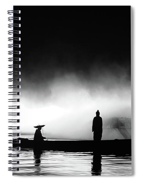 West Lake Spiral Notebook