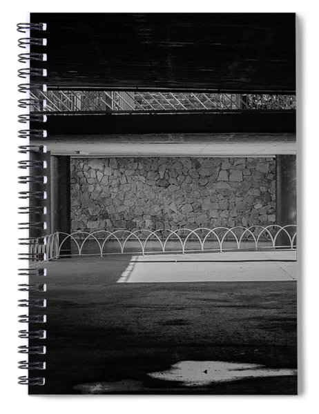 West Park Underpass Spiral Notebook