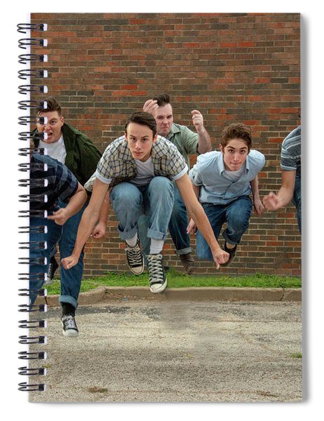 West Side Story 1  Spiral Notebook