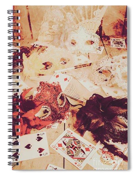 Western Play Spiral Notebook