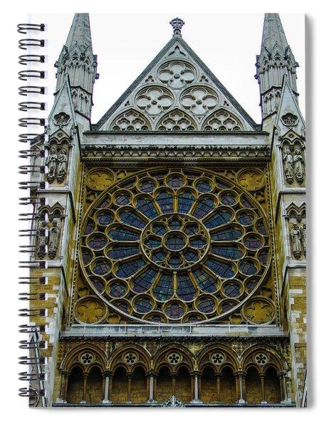 Westminster Abbey 2 Spiral Notebook
