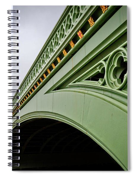 Westminster Bridge Spiral Notebook