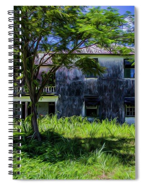 Westmoreland Plantation Spiral Notebook