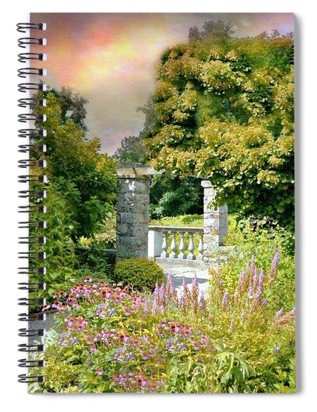 Westover Road Spiral Notebook