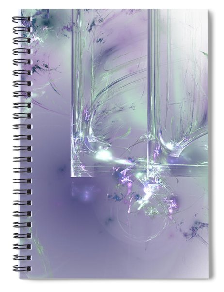 What I Love Spiral Notebook