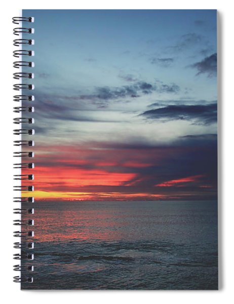 What's In Your Heart Spiral Notebook