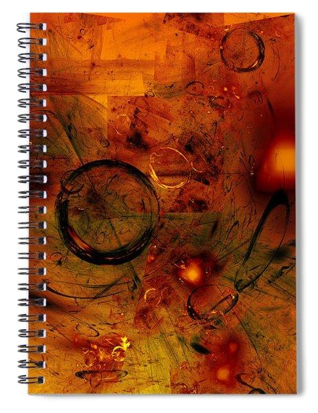 When We Were Kids Spiral Notebook