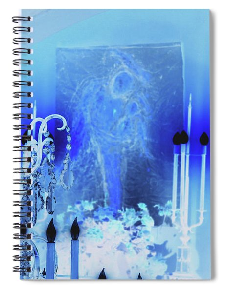 When You're With Your True Love Spiral Notebook