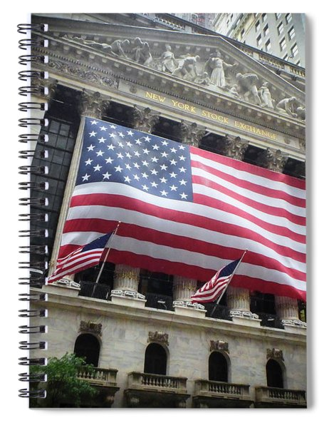 Where Money Grows Spiral Notebook
