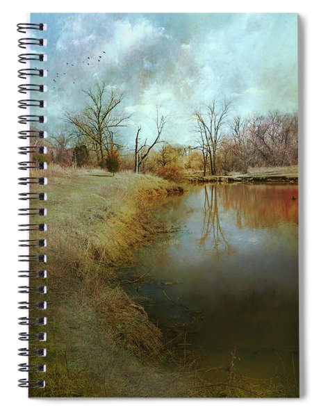 Where Poets Dream Spiral Notebook