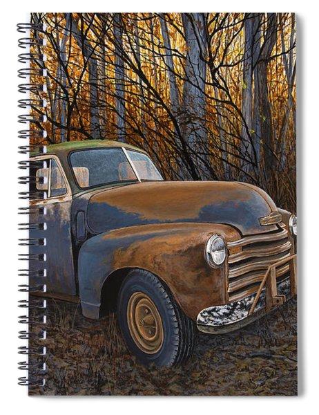 Whiskey Run Spiral Notebook
