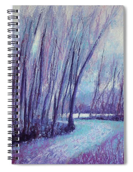 Whispering Woods Spiral Notebook