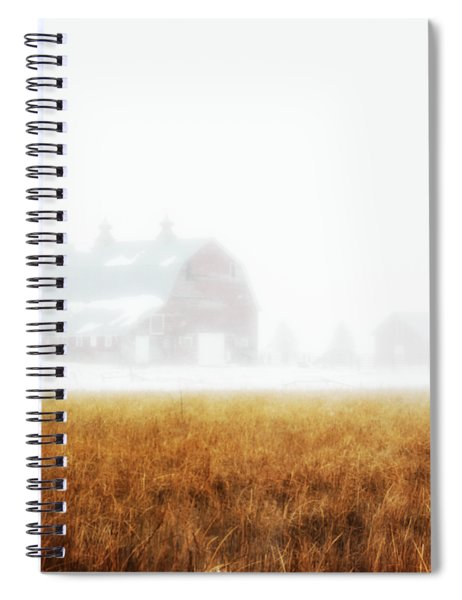 White Out Spiral Notebook