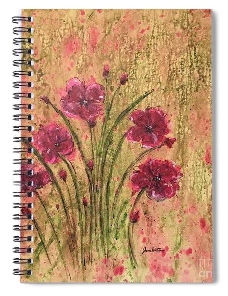 Wild  Spiral Notebook