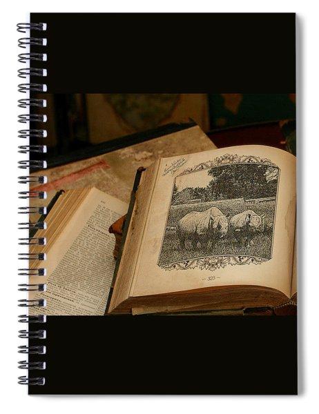 Wild Wonders Spiral Notebook