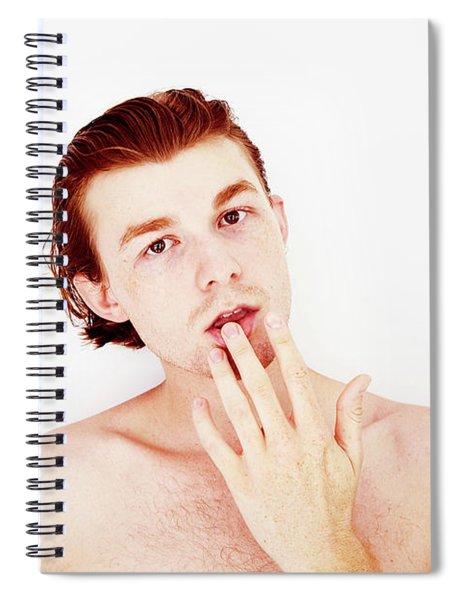 William Spiral Notebook